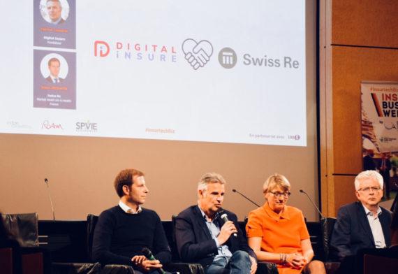 Digital Insure partenaire de Swiss Re