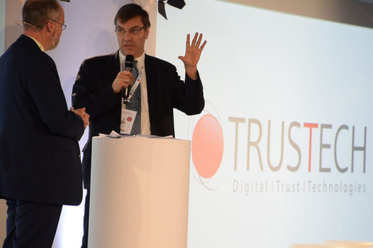 TRUSTECH Cannes 2018 – l'informatique de la confiance vue par Richard Thibault DSI de Digital Insure