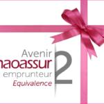 Baisse de tarif significative sur Avenir Naoassur emprunteur Equivalence 2