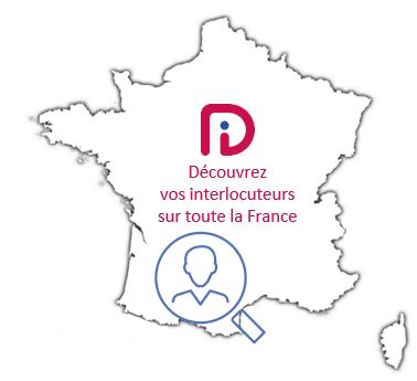 Digital Insure a des conseillers dans toute la France pour vous accompagner en assurance emprunteur et prévoyance individuelle
