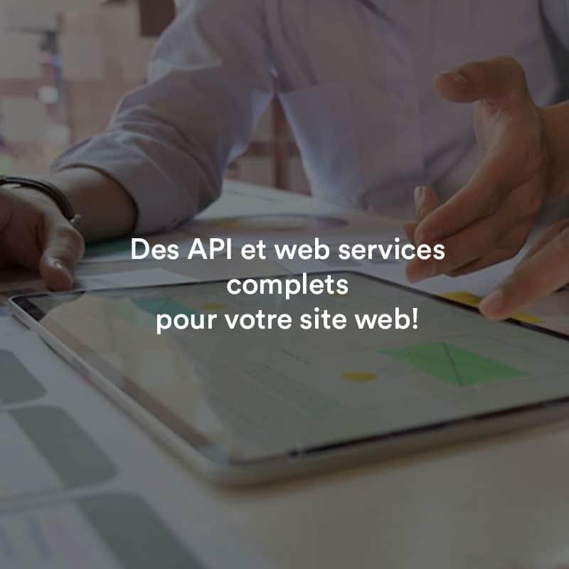 Digital Insure vous permet d'intégrer via des API et des webs services complets, des fonctions assurance emprunteur et prévoyance individuelle pour votre site web